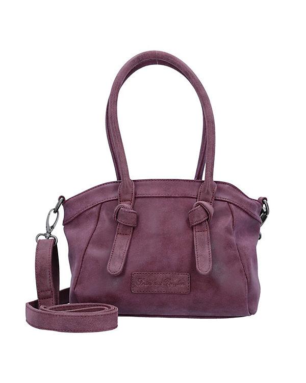 Fritzi aus Preußen Fritzi aus Preußen Imke Vintage Handtasche lila
