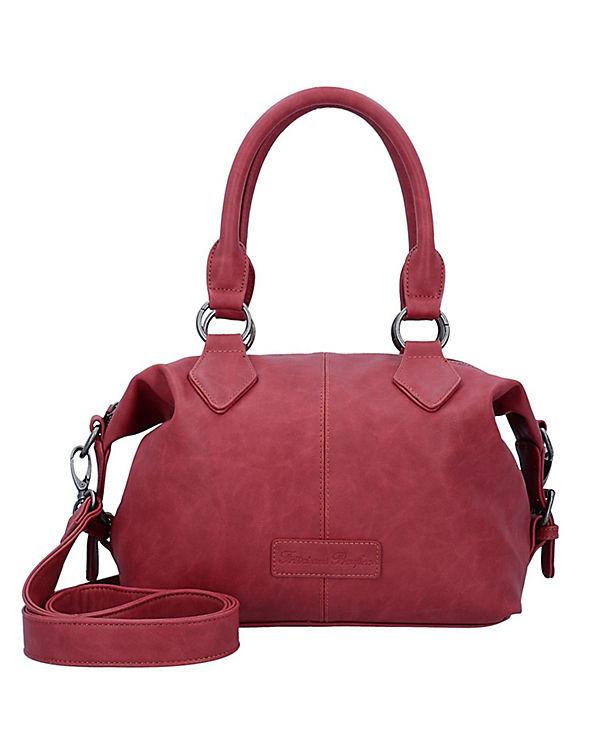 Fritzi aus Preußen Fritzi aus Preußen Blanca Nubuck Handtasche rot