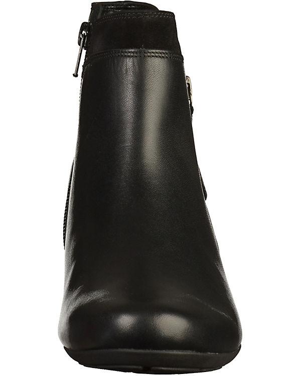 Gabor Stiefeletten Kaltfutter schwarz