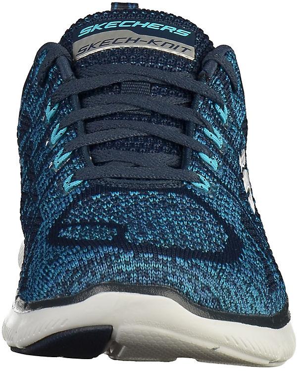 SKECHERS Sneakers dunkelblau