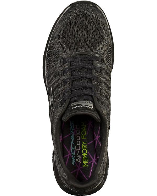 SKECHERS Sneakers schwarz