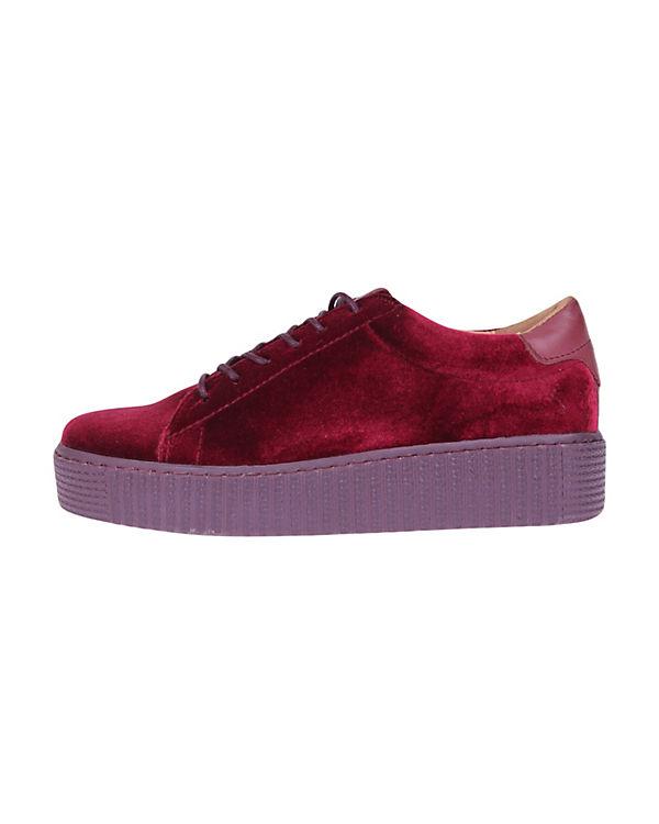 Apple of Eden Sneakers GLORIA bordeaux