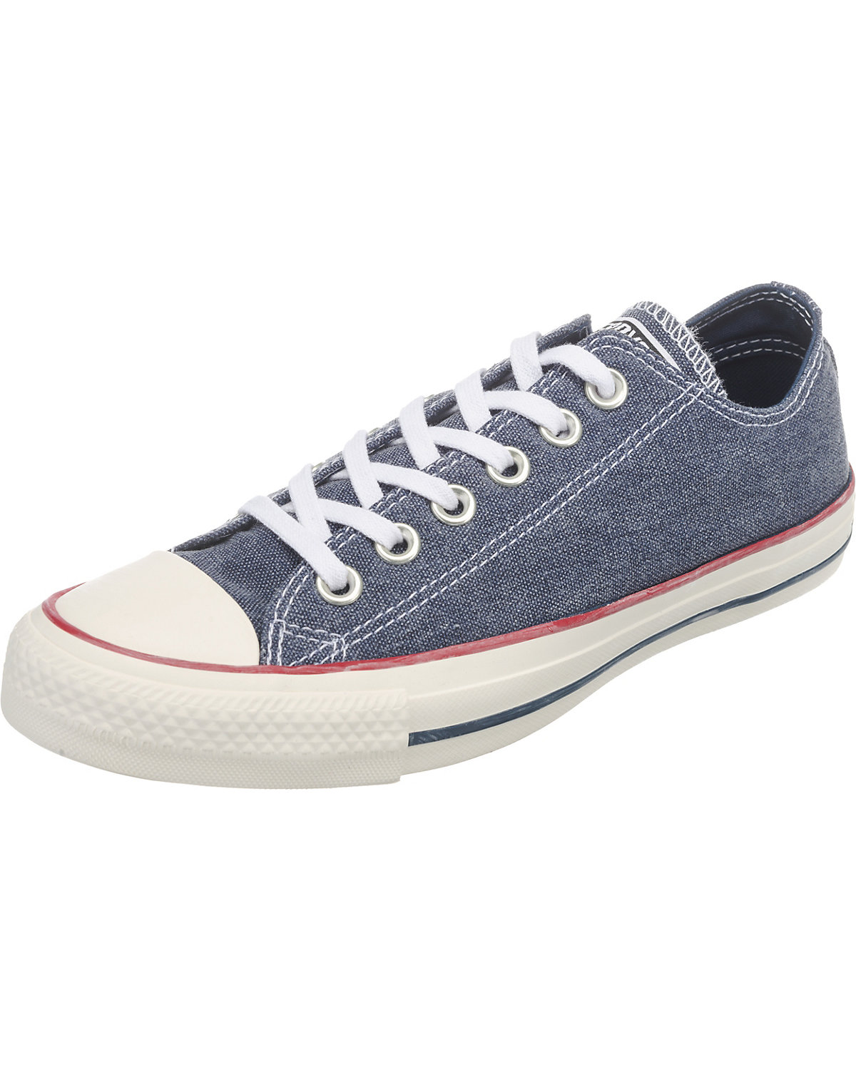 CONVERSE, Chuck Taylor All Star blau Ox  Sneakers, blau Star 2eb807
