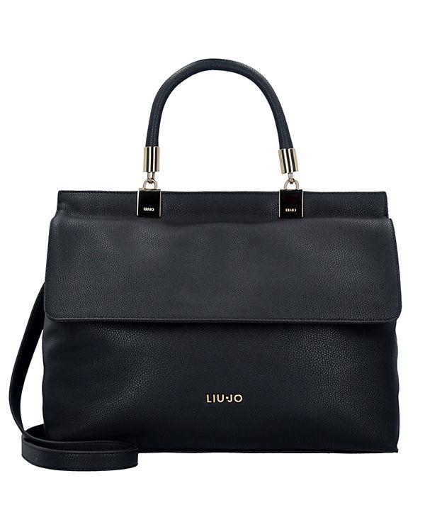 LIU JO Nimes Handtasche schwarz
