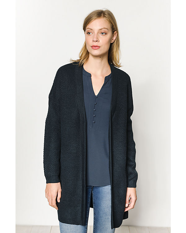 ONLY Strickjacke dunkelblau
