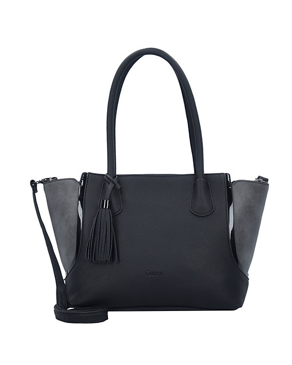 Gabor Triest Tasche schwarz