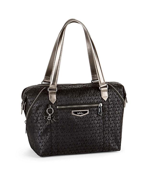 Kipling Basic Plus Art S Handtasche schwarz
