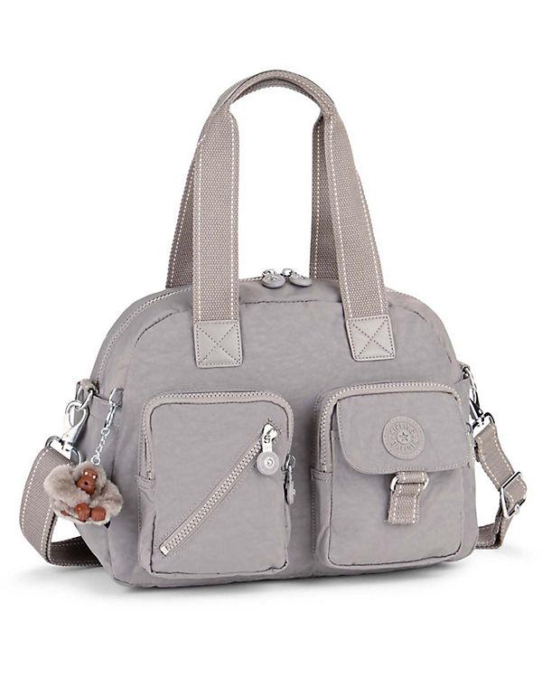 Kipling Basic Defea Handtasche grau