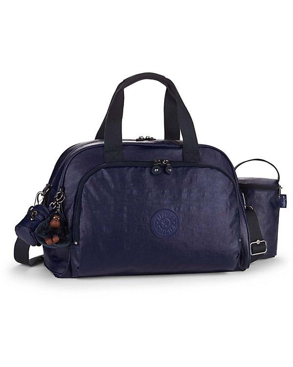 Kipling Baby Camama Wickeltasche Babytasche blau