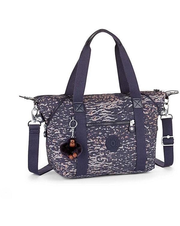 Kipling Basic Art S Handtasche lila