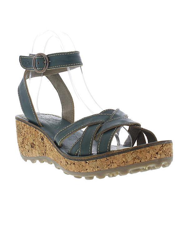 Sandalen GEZA941FLY sebta grün