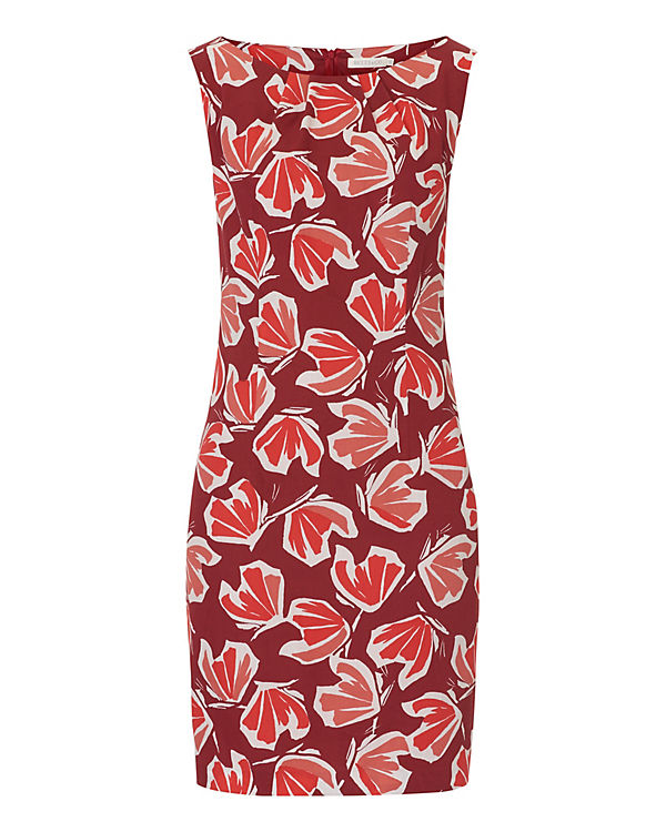 Betty & Co Kleid rot