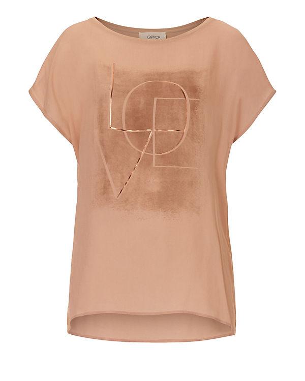 Cartoon T-Shirt apricot