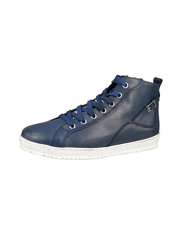Sneakers Ocean blau
