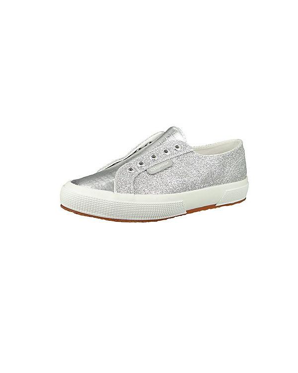 Sneakers COTU silber