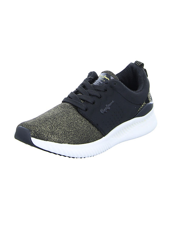 Pepe Jeans Sneakers schwarz/grau