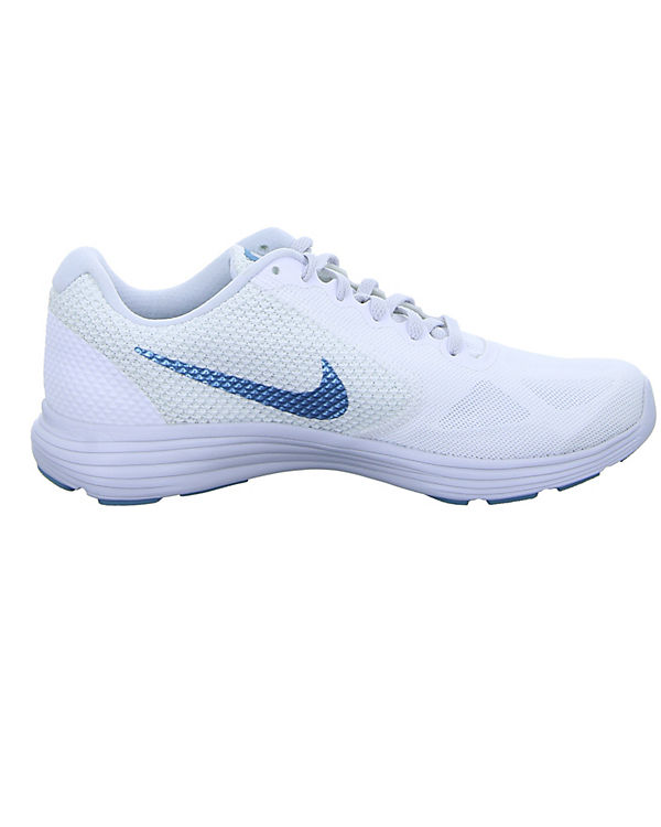 Nike Performance Revolution 3 Sneakers weiß