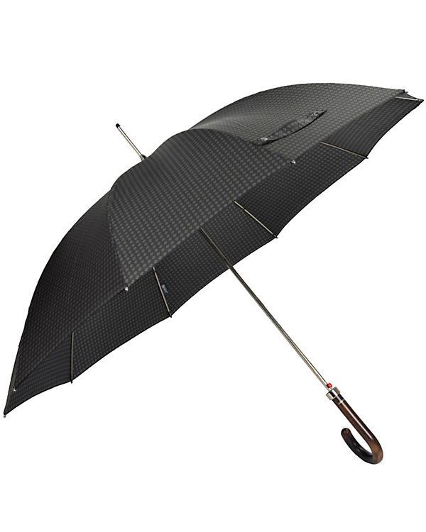 Knirps Regenschirm Long AC schwarz