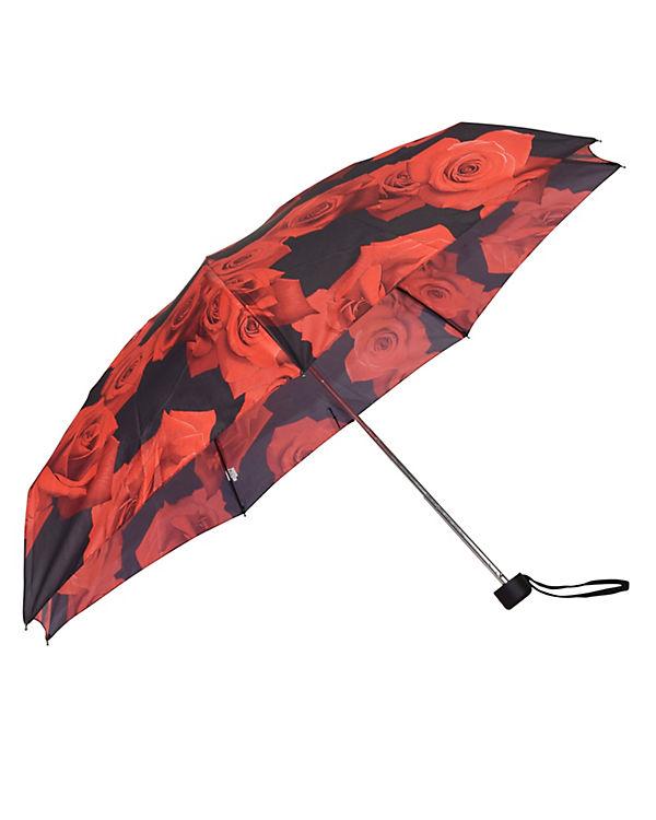 Happy Rain Regenschirm Happy Rain Pepito rot-kombi