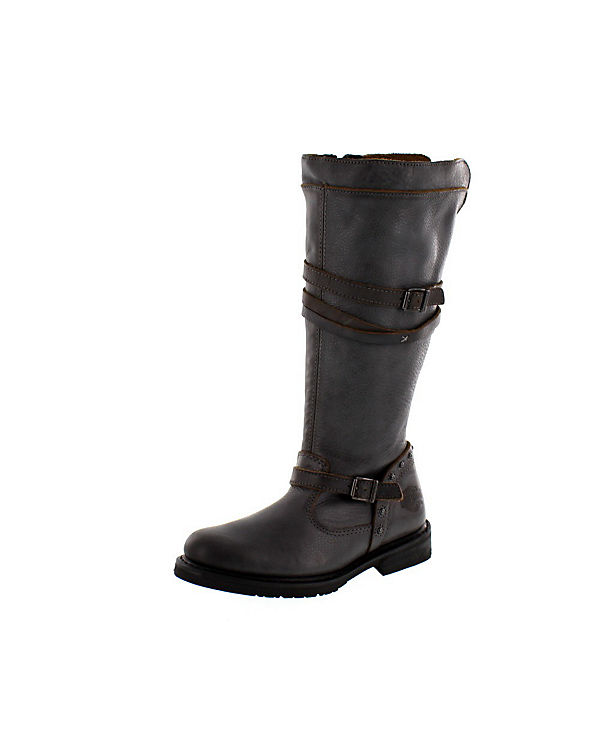 Klassische Stiefel CYNDIE schwarz