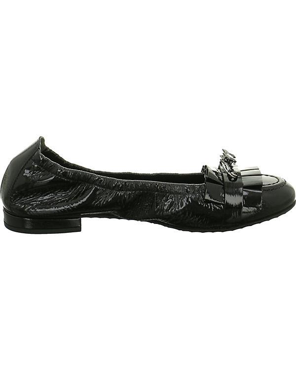 Klassische Ballerinas schwarz