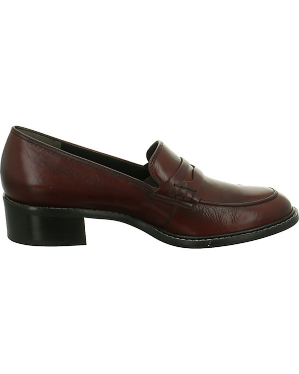 Loafers bordeaux