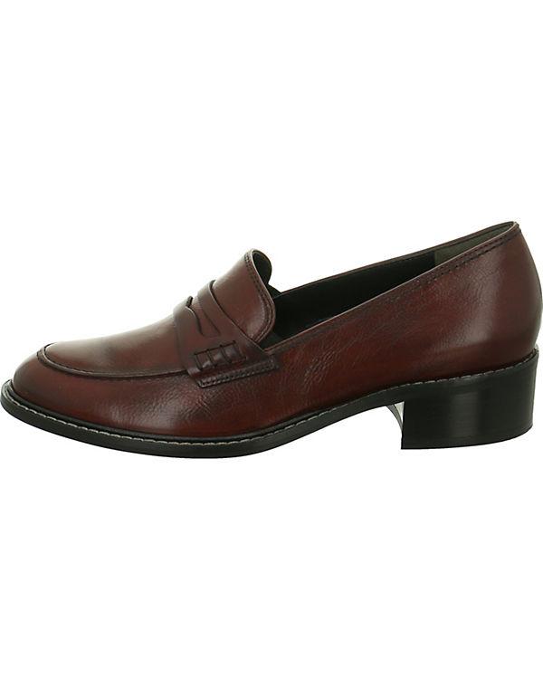 Loafers bordeaux