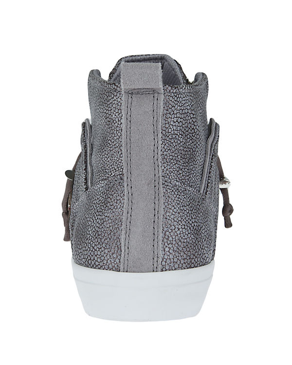 DURDEN FACE STAN Sneakers High silber