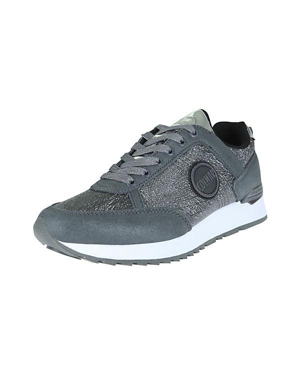 TRAVIS PUNK Sneakers Low silber