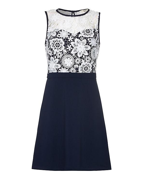 Yumi Kleid dunkelblau
