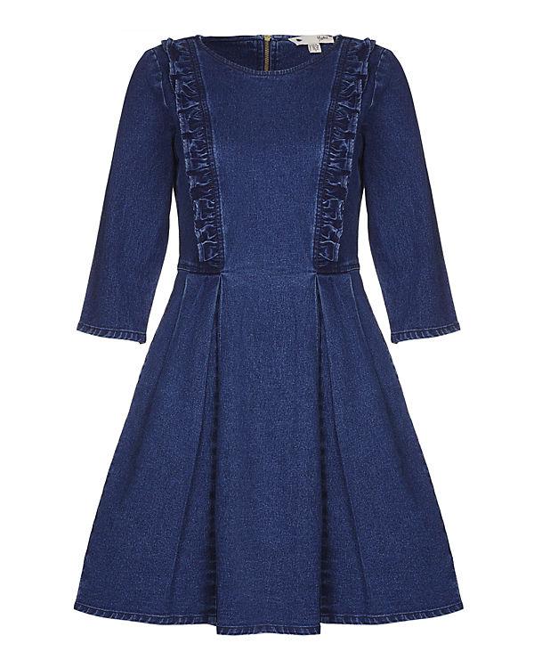 Yumi Jeanskleid dunkelblau