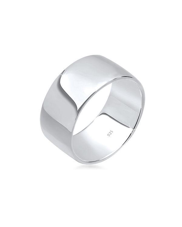 Elli Elli Ring Stacking Bandring Basic 925 Sterling Silber silber