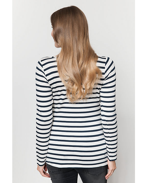 Pomkin Stilllangarmshirt Prisca blau