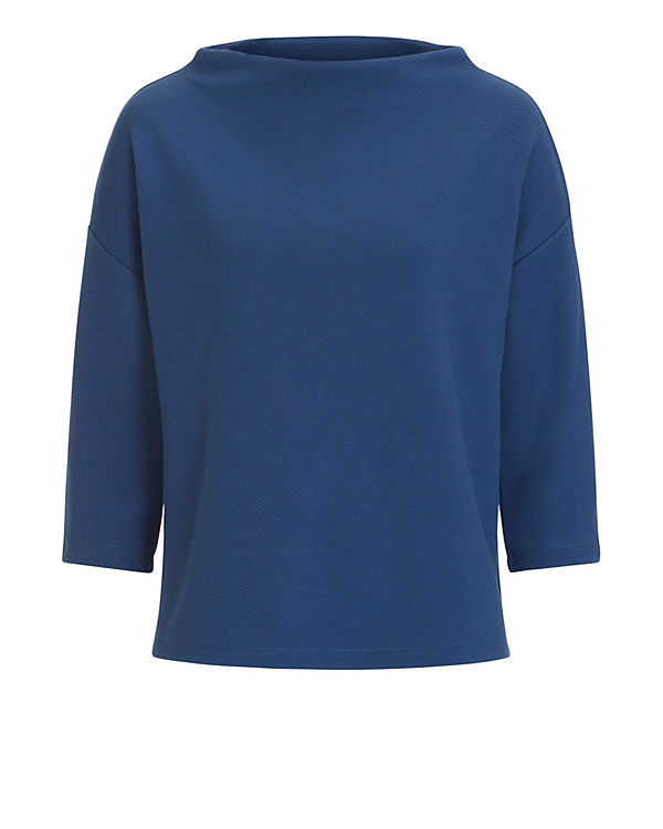 Betty Barclay Sweatshirt blau