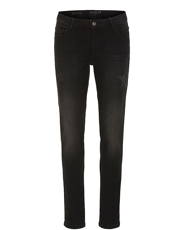 Betty Barclay Jeans schwarz