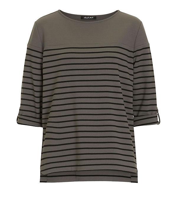 Betty Barclay 3/4-Arm-Shirt grau