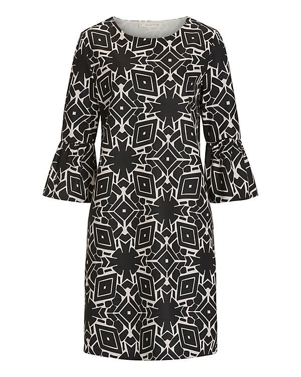 Betty & Co Kleid schwarz/weiß