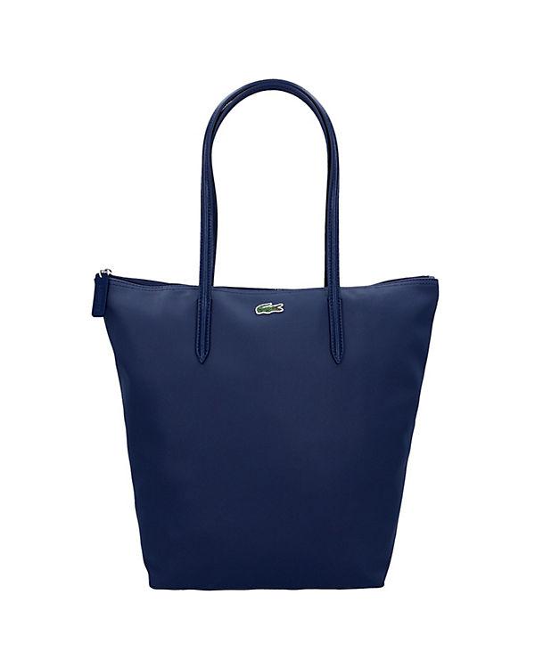 LACOSTE Shopper Sac Femme Concept Vertical dunkelblau