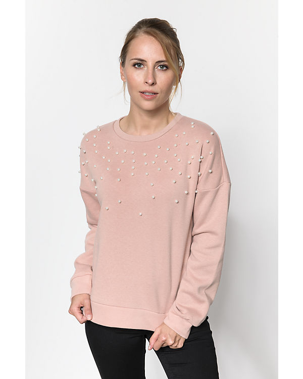 ONLY Sweatshirt rosa