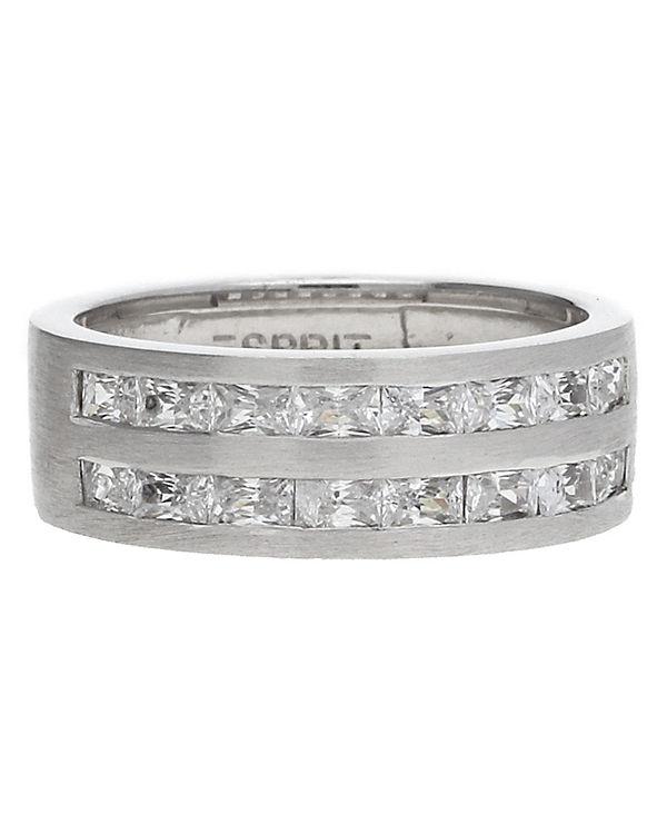 ESPRIT Ring 925 Silber ESRG92222A silber