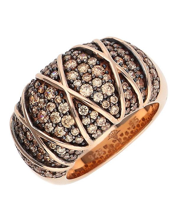 JOOP! Ring Mosaics JPRG90724C gold