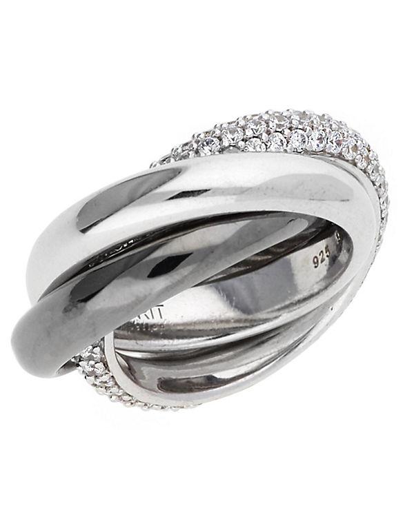 ESPRIT Ring Periboia ELRG91620E silber-kombi