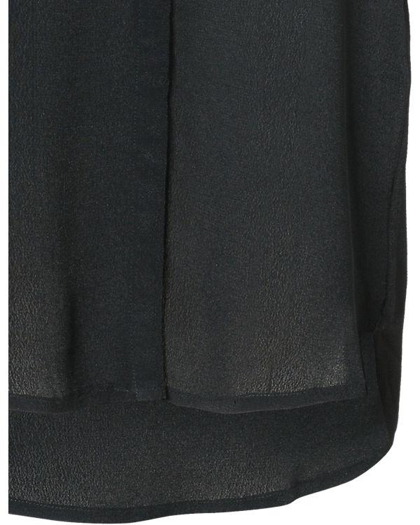 pieces Kleid schwarz
