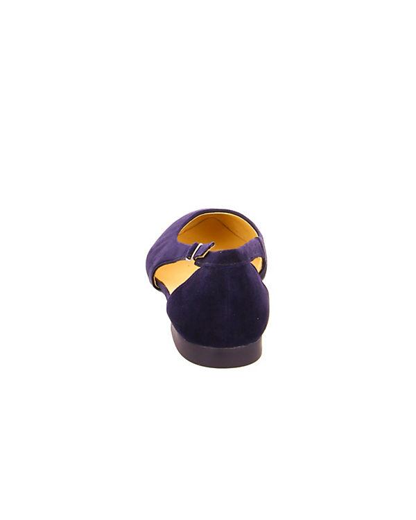 Klassische Slipper lila