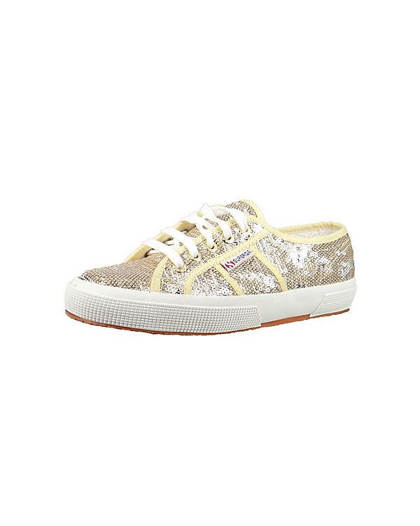 Sneaker Low gold