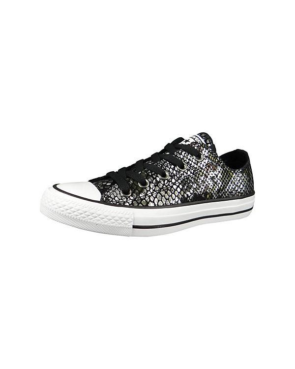 Sneakers Low Chucks schwarz