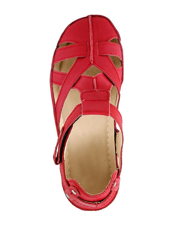 Klassische Slipper rot