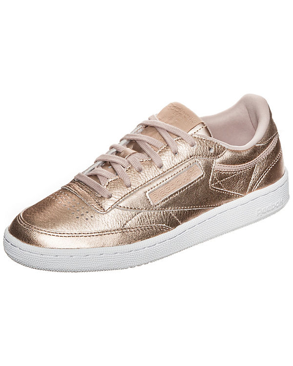 Sneakers Reebok CLUB C 85 Melted Metals gold