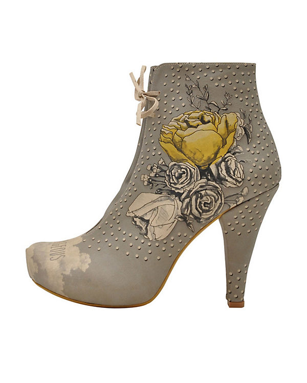 Ankle Boots look gorgeous mehrfarbig