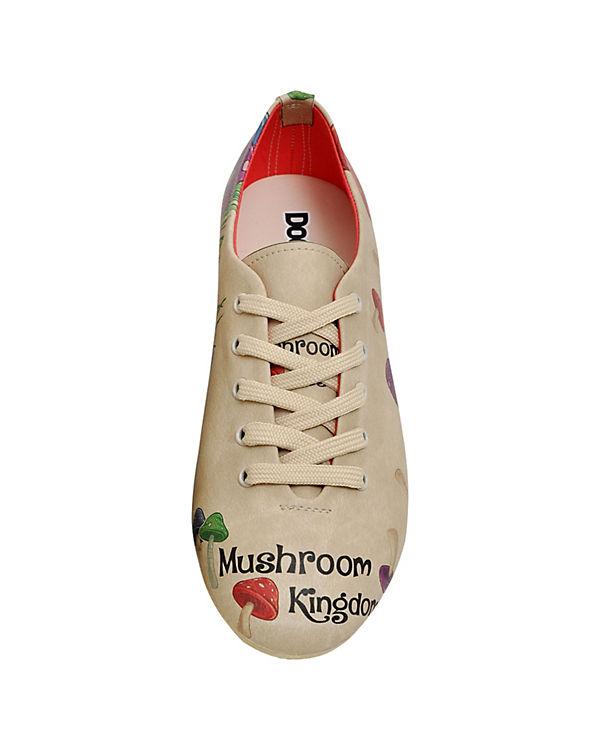Schnürschuhe Mushroom Kingdom mehrfarbig